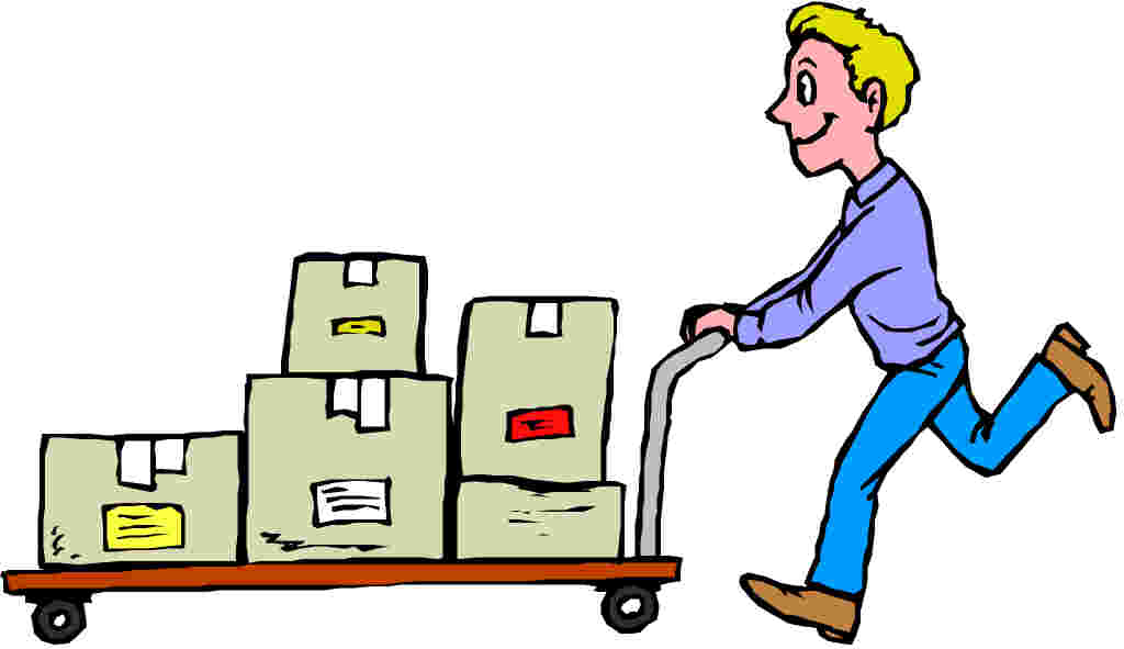 Moving In Clipart.