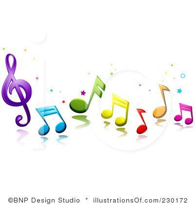 Music Clip Art #1296.