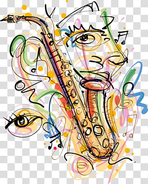 Art Music PNG clipart images free download.