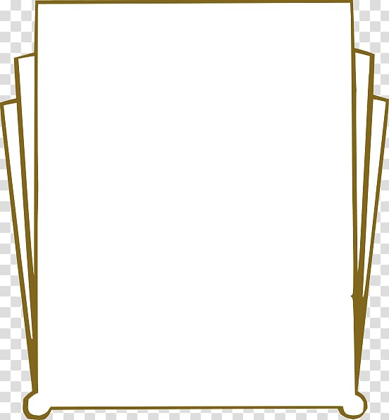 Art Deco Art Nouveau , Art Nouveau transparent background.