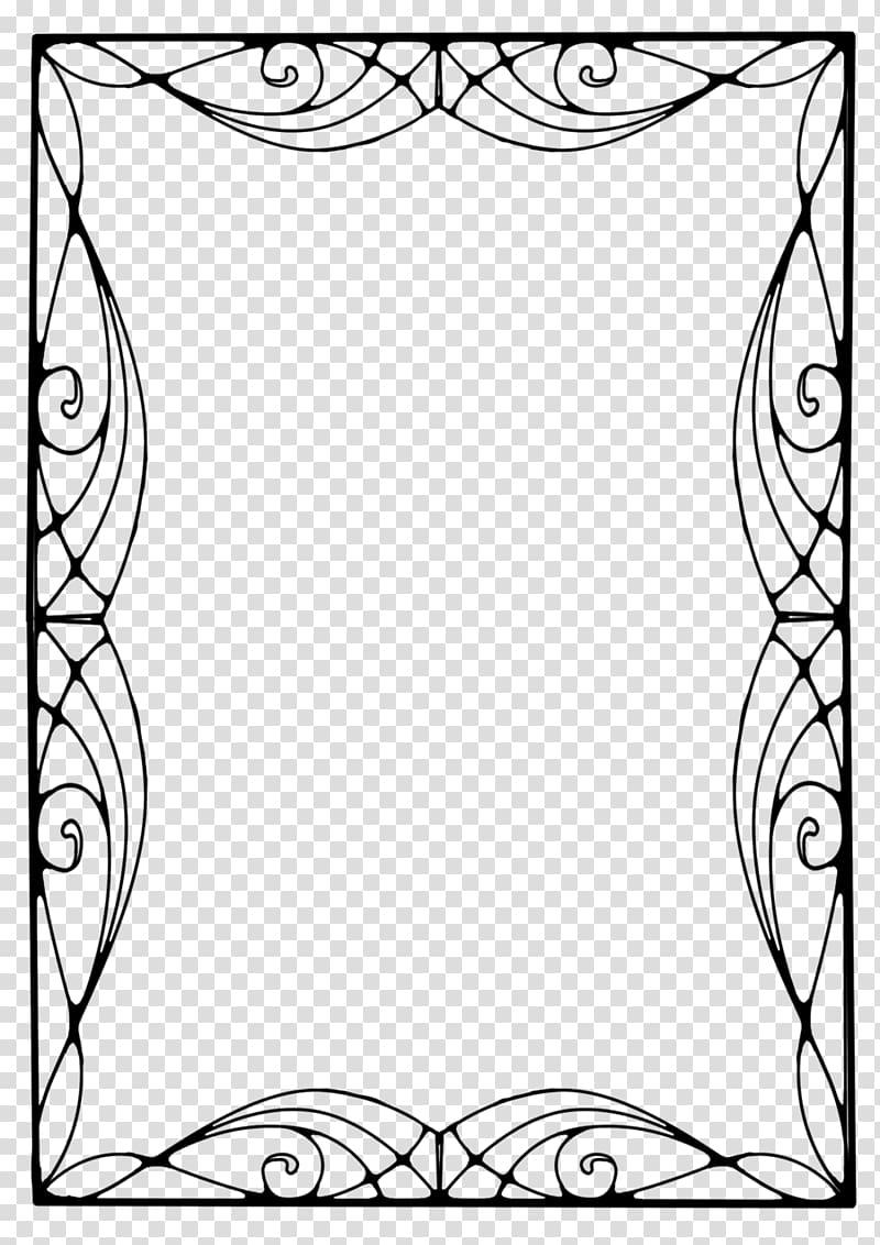 Art Nouveau Art Deco , design transparent background PNG.