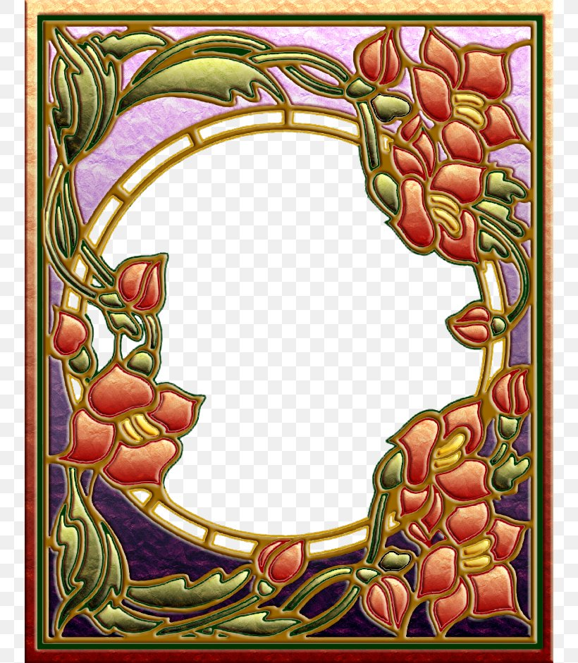 Art Nouveau Art Deco Clip Art, PNG, 750x941px, Art Nouveau.