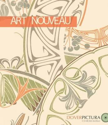 Art Nouveau : Dover Clip Art Editors : 9780486996394.