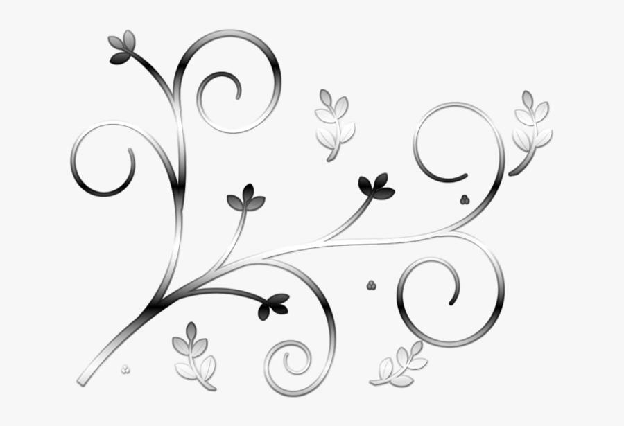 Scroll Sticker Design 1 Art Nouveau Filigree Curly.