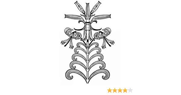 Art Nouveau Floral Designs (Dover Electronic Clip Art.