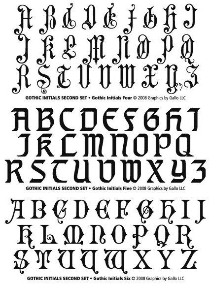 Art Nouveau Font Clipart Clipground
