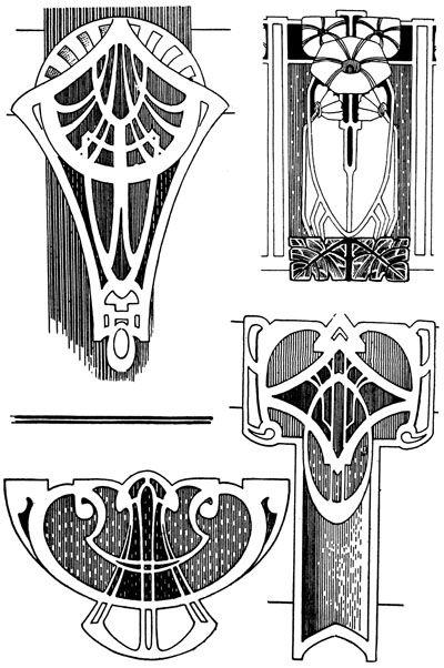 17 Best ideas about Art Nouveau Design on Pinterest.