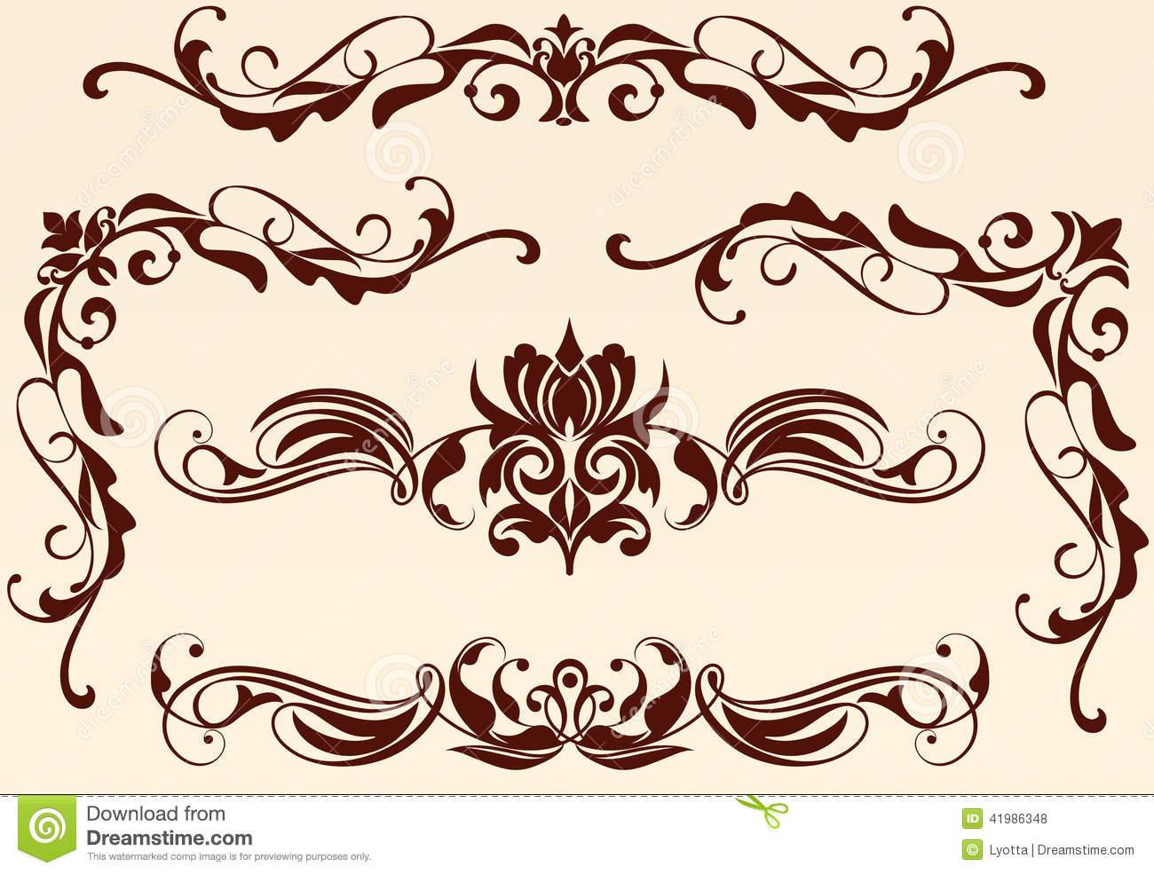 Art Nouveau Design Motifs Pictures to Pin on Pinterest.