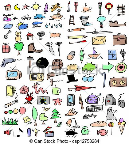 Objects Clipart Images.