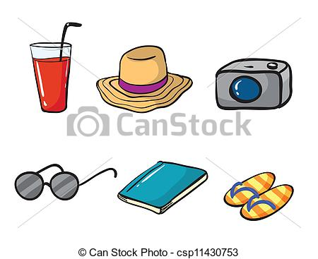 Objects clipart.