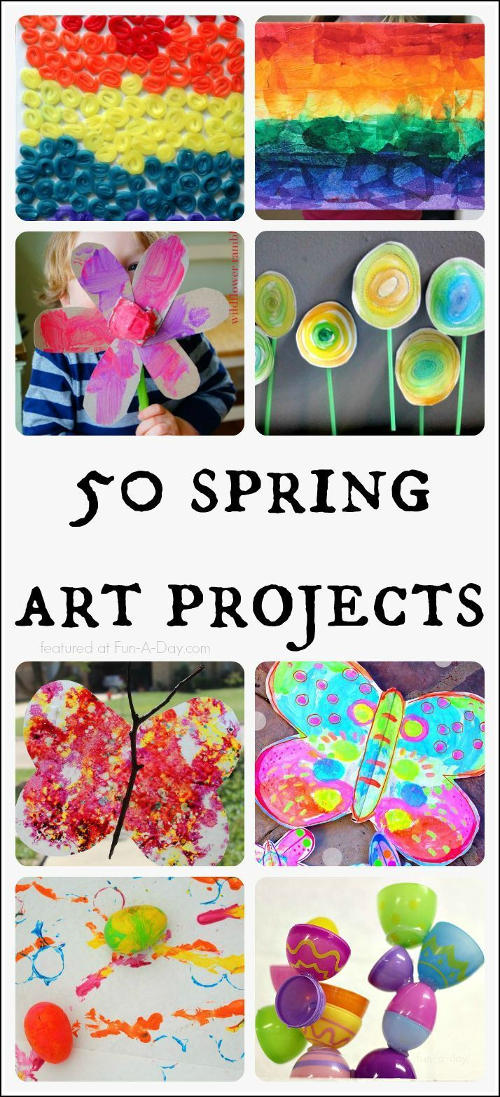 25+ best ideas about Spring Art Projects on Pinterest.