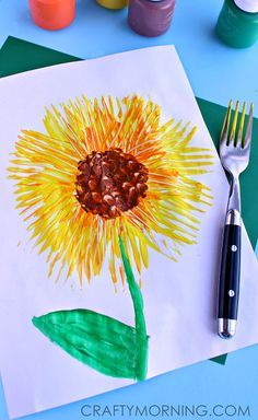 17 Best ideas about Spring Art Projects on Pinterest.
