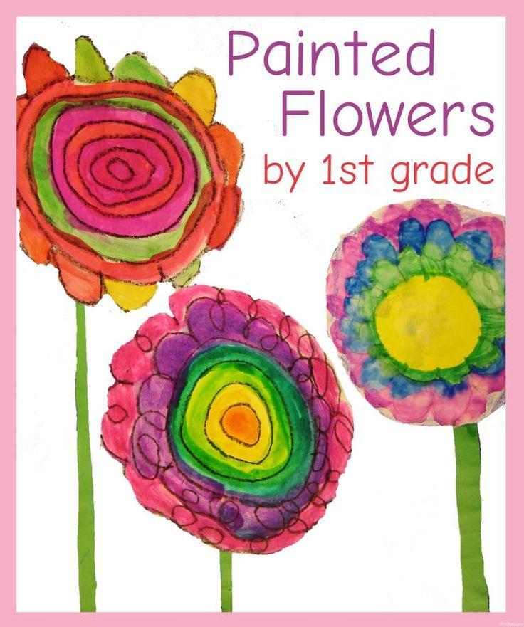25+ best ideas about First Grade Art on Pinterest.