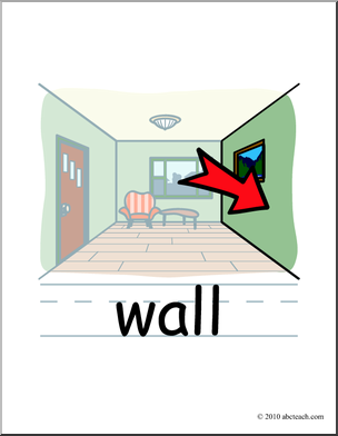 Similiar Clip Art Word Wall Keywords.