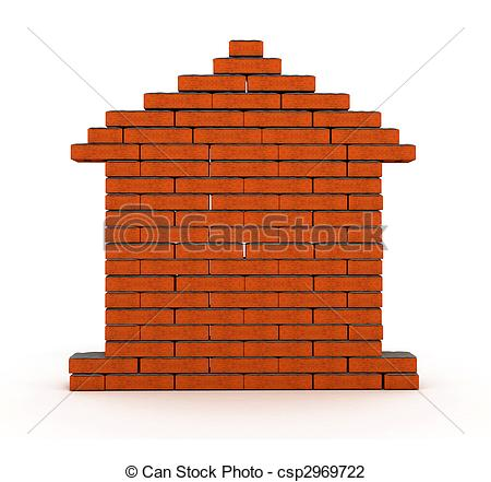 Clipart for houses wall.
