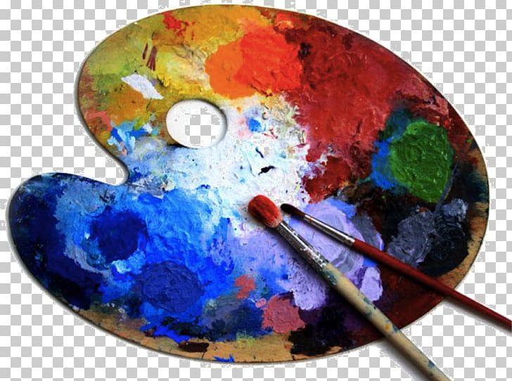 Artist Palette Painting Art Exhibition PNG, Clipart, Art, Art.