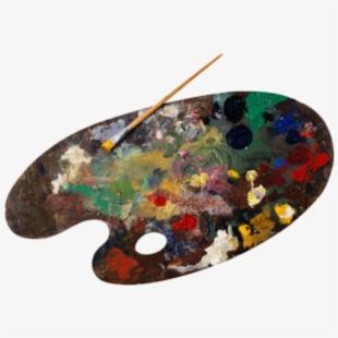 Artist Palette Png.