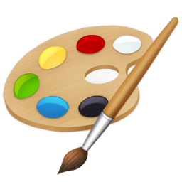 Arts Icon Desktop Education Icons SoftIconsm #1122.