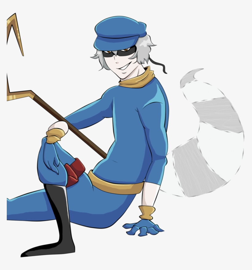 Sly Cooper My Art Sly Games Humanization Humanized.