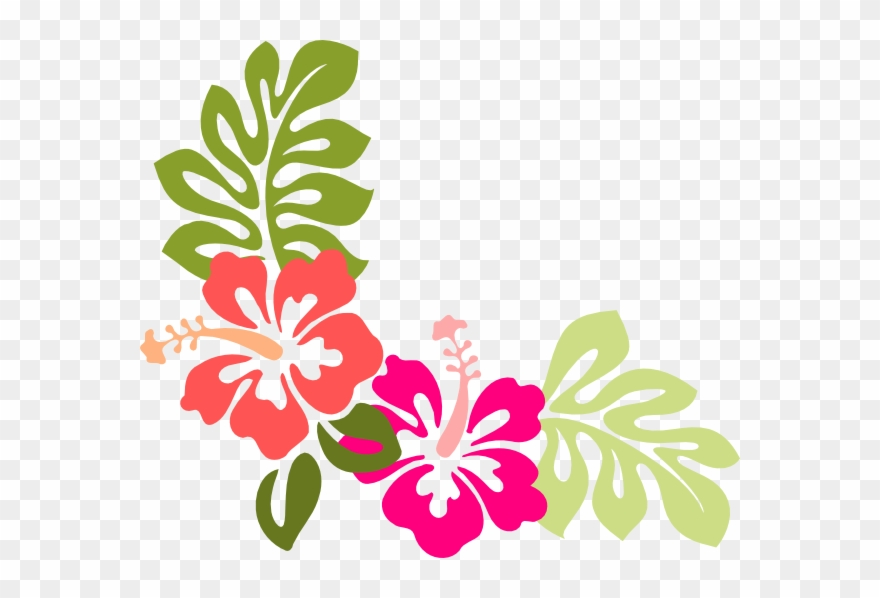 Hibiscus Clip Art.