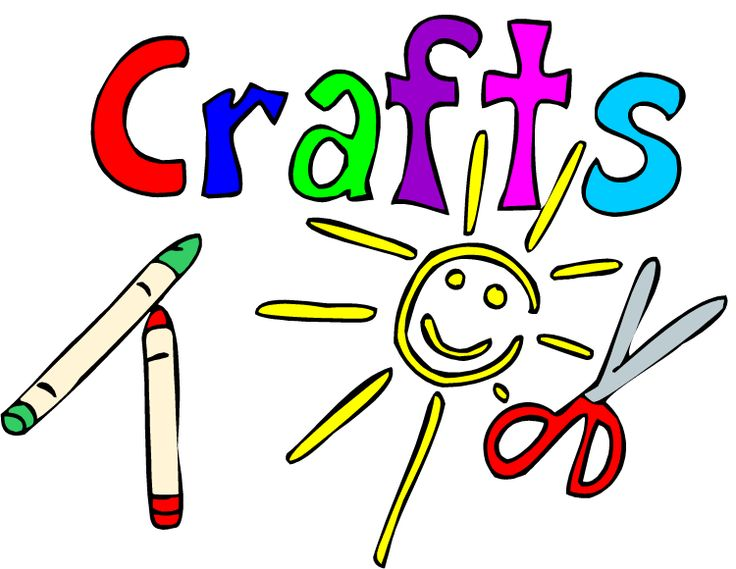 Arts Crafts Clipart