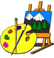 artists clip art.