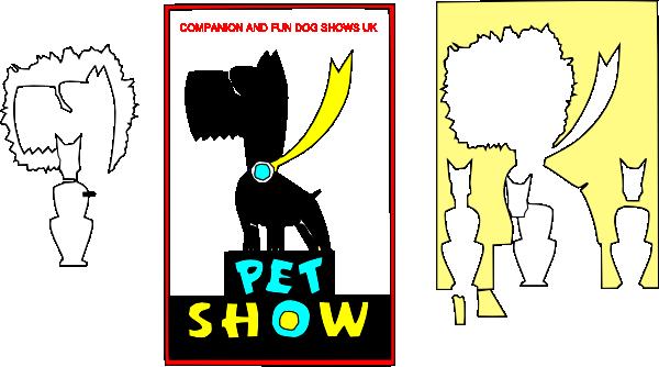 Dog Show clip art.