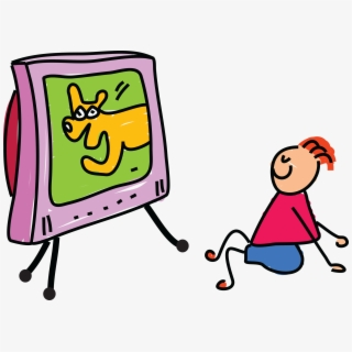 Television Show Royalty Free Clip Art.