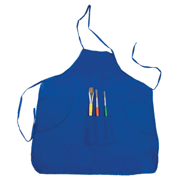 Painting Apron Clipart.