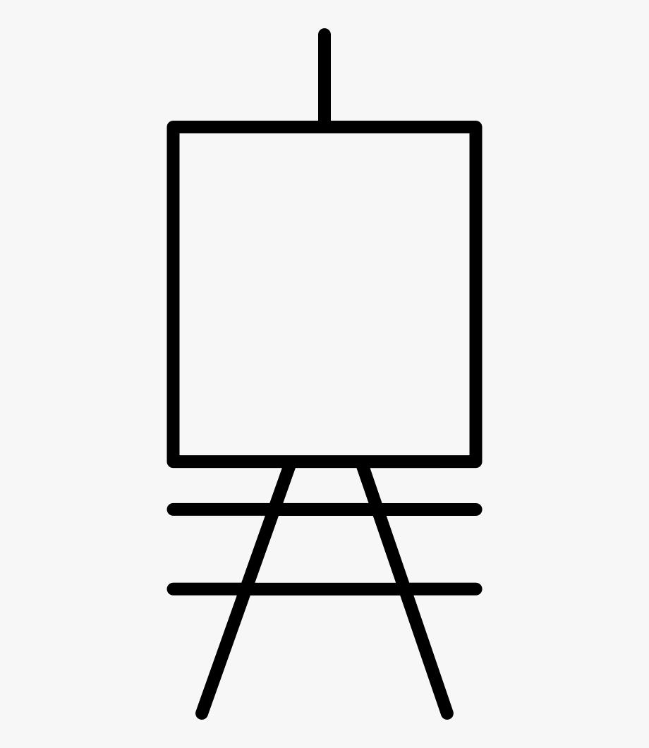 Art Canvas Stand.