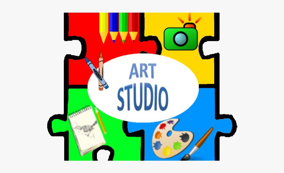 Gallery Clipart Art Studio.
