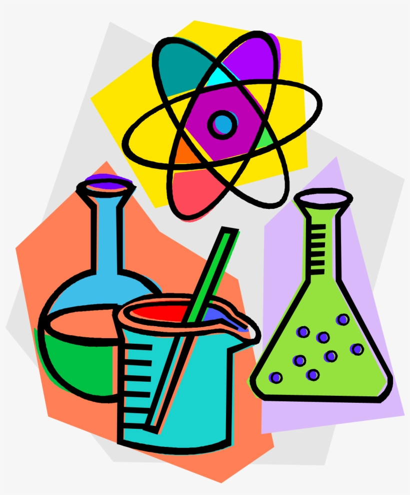 Scientist Clipart Science Subject.