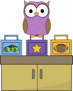 Owl, Clip art and Owl classroom on Pinterest.