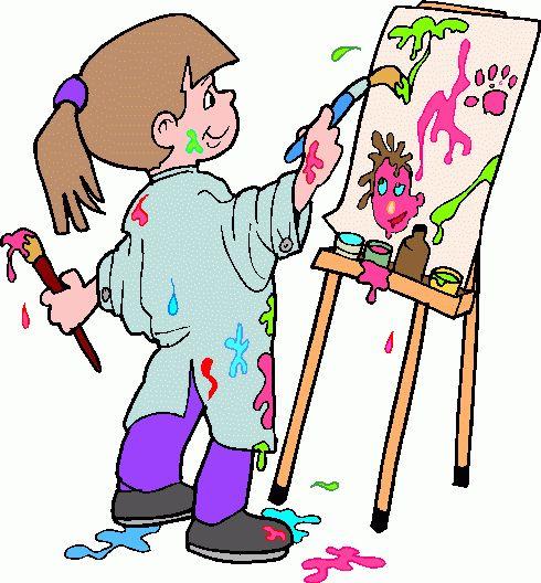 Art teacher clipart 4 » Clipart Station.