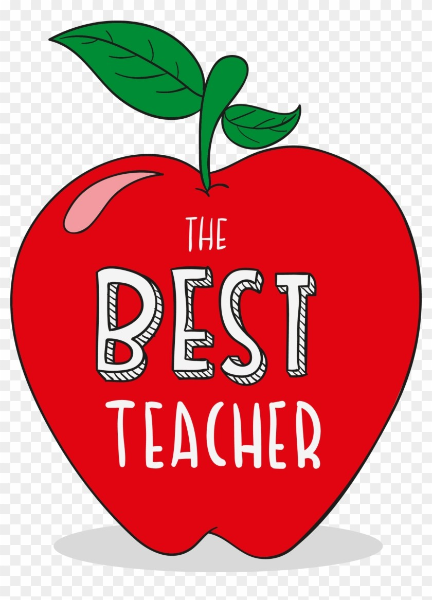 At Clipart Apple Day 37 378705 Teachers Student Clip Art Teacher Png.