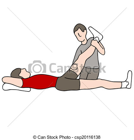 Rehab Therapy Clip Art.