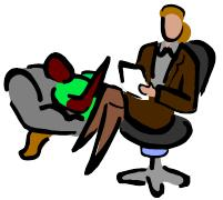 Psychologist Clip Art Therapy.