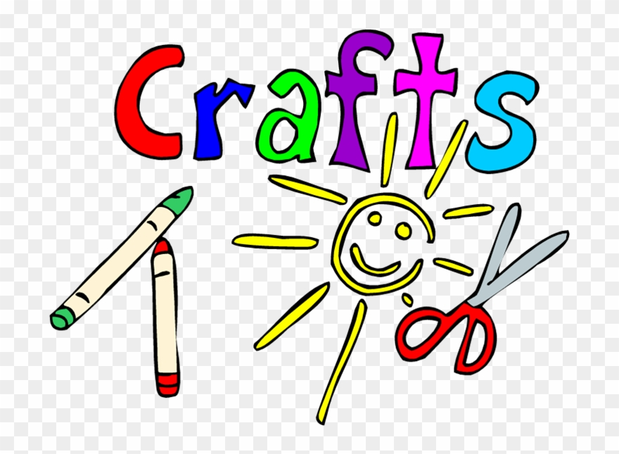 Arts And Crafts Time Clipart (#1541636).