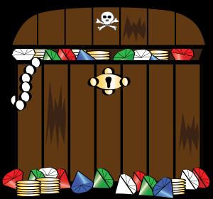 Treasure Clipart.