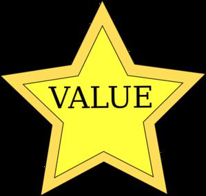 Clip Art Value.