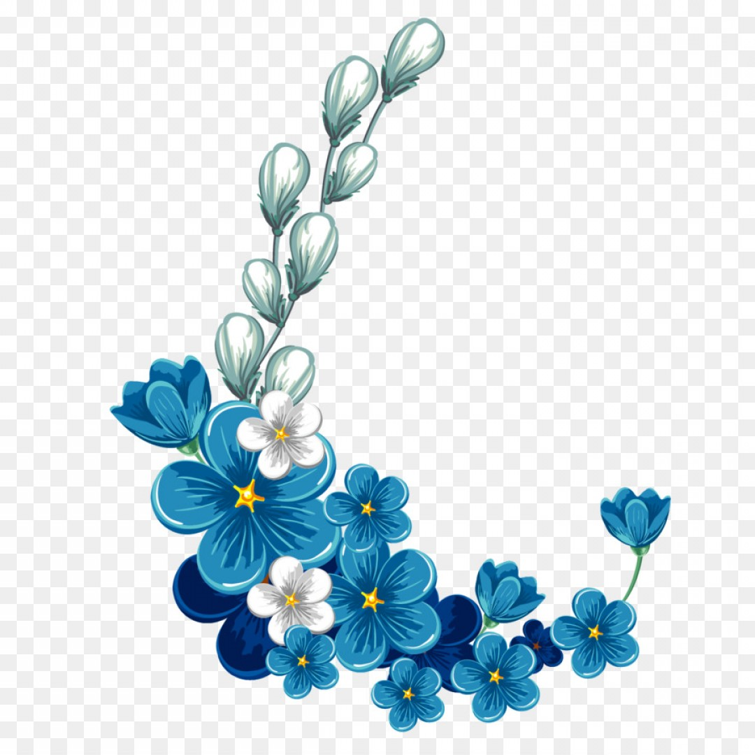 Png Flower Stock Photography Clip Art Vector Blue Blue.