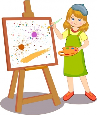 Painter free vector download (69 Free vector) for commercial use.