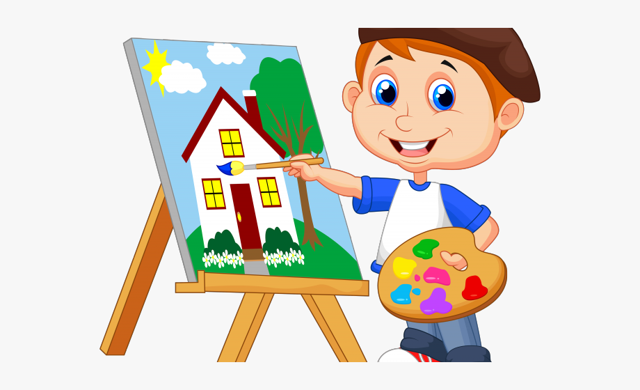 Artwork Clipart Boy.