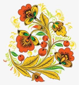 Transparent Flower Bunch Clipart.