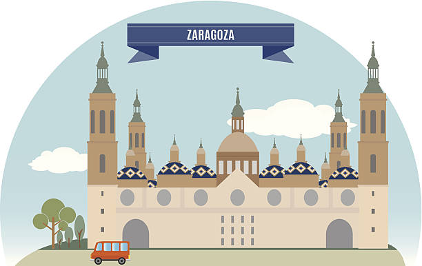 Zaragoza Province Clip Art, Vector Images & Illustrations.