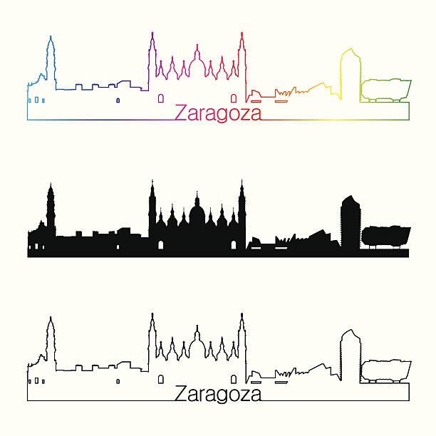 Zaragoza Province Clip Art, Vector Images & Illustrations.