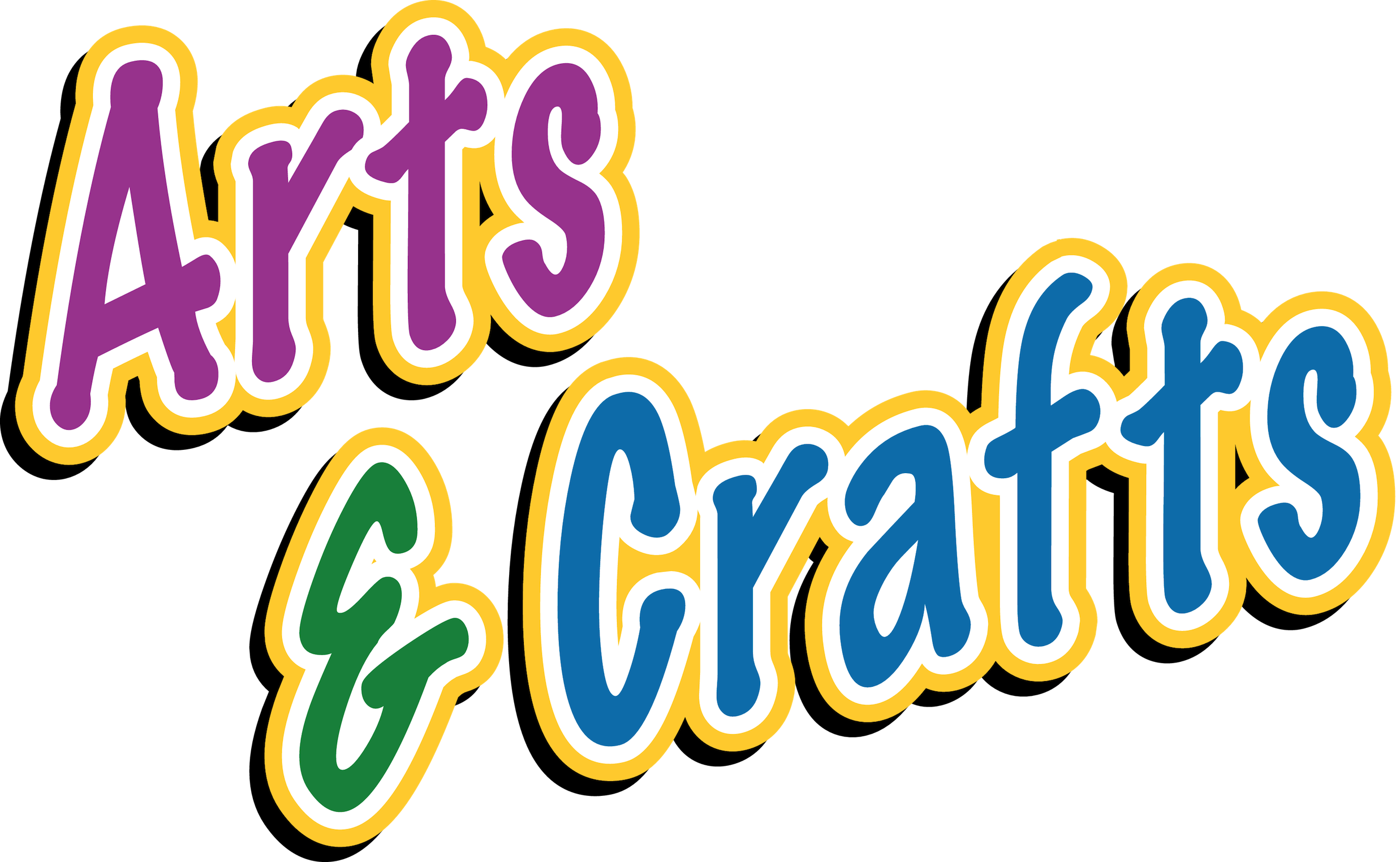 Arts And Crafts Clipart.