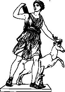 Artemis Clip Art at Clker.com.