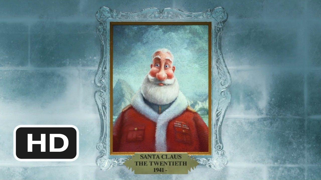 Arthur Christmas #1 Movie CLIP.