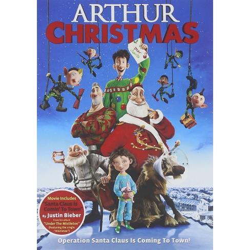 Arthur Christmas (Blu.